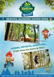 thumbnail of Plaquette Service Jeunesse 2020